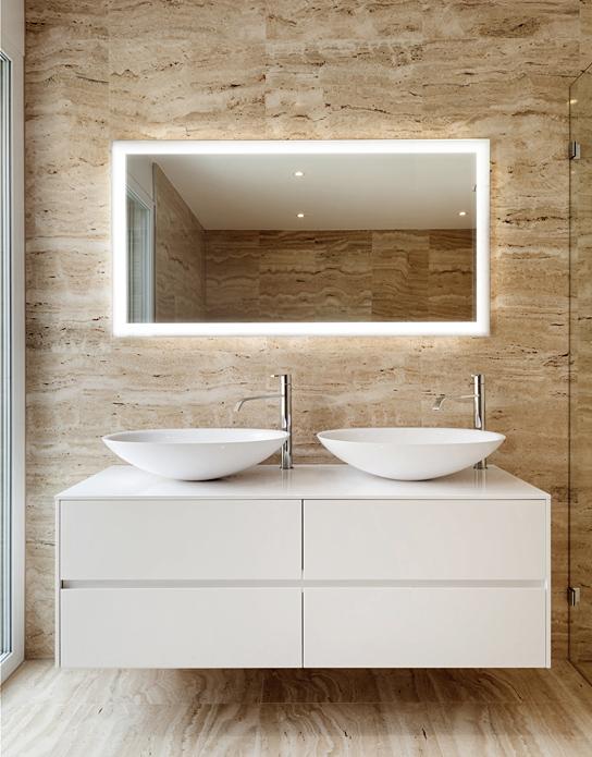 badspiegel ring led. Black Bedroom Furniture Sets. Home Design Ideas
